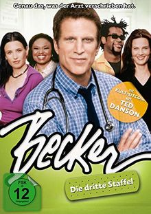 Becker - Staffel 3 [3 DVDs]