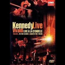 Nigel Kennedy - Vivaldi: Live Á La Citadelle