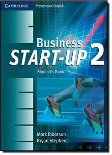 Business Start-Up 2 (Cambridge Professional English)