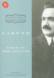 Enrico Caruso - Legendary Visions (+ Audio-CD)