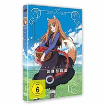 Spice & Wolf - Staffel 1 - Vol. 1 - [DVD]
