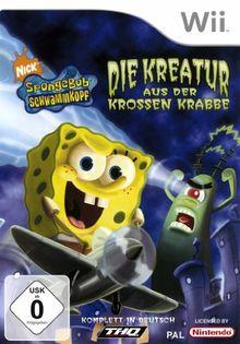 SpongeBob Schwammkopf: Die Kreatur aus der krossen Krabbe [Software Pyramide]