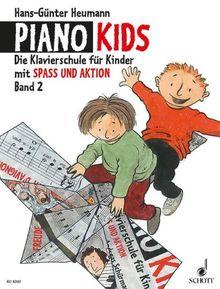 Piano Kids, Bd.2: Die Klavierschule für Kinder mit Spaß und Aktion