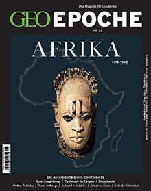 GEO Epoche (mit DVD) / GEO Epoche mit DVD 66/2014 - Afrika: DVD: Schatten über dem Kongo