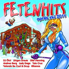 Fetenhits Apres Ski 2011