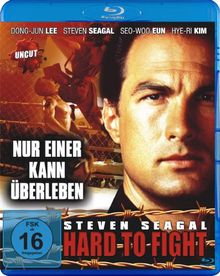 Hard To Fight - Uncut - Blu-ray