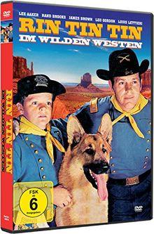Rin-Tin-Tin im wilden Westen