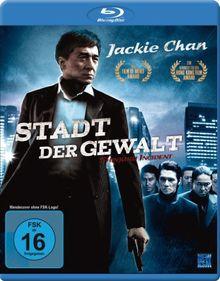 Jackie Chan - Stadt der Gewalt - Shinjuku Incident [Blu-ray]