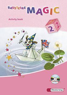 BAUSTEINE MAGIC 1 - 4: Activity book 2 mit Lernsoftware
