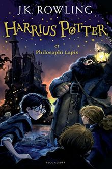 Harrius Potter 1 et Philosophiae Lapis (Latin Edition)