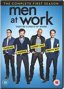 Men at Work - Season 01 [2 DVDs] [UK Import]