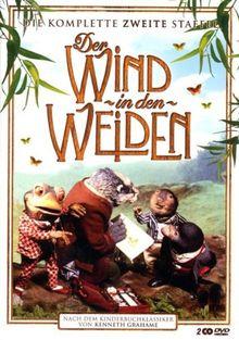 Der Wind in den Weiden - Staffel 2 (2 DVDs)