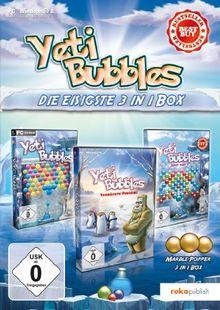 Yeti Bubbles 3 in 1 (PC)