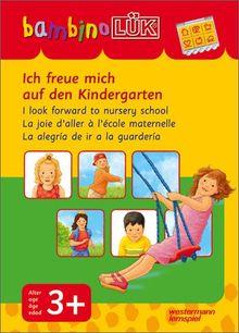 bambinoLÜK-System 240650 - bambinoLÜK - Set Ich freu mich auf den Kindergarten