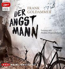 Der Angstmann: Ungekürzte Lesung mit Heikko Deutschmann (1 mp3-CD)