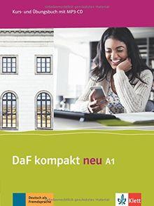DaF kompakt neu A1: Kurs- und Übungsbuch + MP3-CD