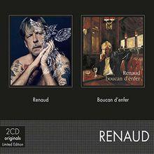 Coffret 2cd (Renaud/Boucan d'Enfer)