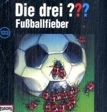 Die Drei ??? - CD: Die drei Fragezeichen - Fußballfieber, 1 Audio-CD: FOLGE 123