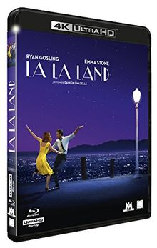 La la land 4k ultra hd [Blu-ray]