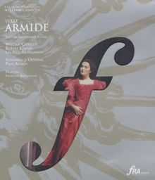 Armide - Jean-Baptiste Lully [Blu-ray]