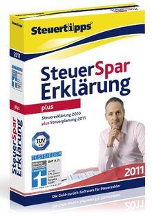 Steuer-Spar-Erklärung 2011 plus (für Steuerjahr 2010)