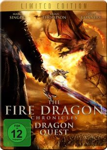 The Fire Dragon Chronicles - Dragon Quest - Metal-Pack [Limited Edition]