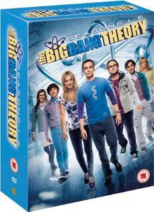 [UK-Import]Big Bang Theory Seasons 1-6 DVD