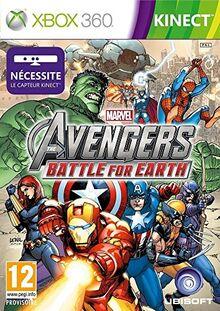 Marvel Avengers : battle for earth (jeu Kinect)