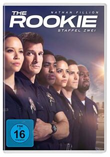 The Rookie - Staffel zwei [5 DVDs]