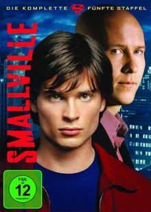 Smallville - Die komplette fünfte Staffel [6 DVDs]