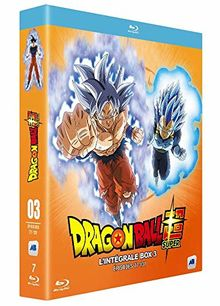 Coffret dragon ball super, saison 3, épisodes 77 à 131 [Blu-ray] [FR Import]