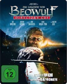 Die Legende von Beowulf D.C. Steelbook [Blu-ray]