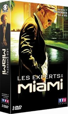 Les experts miami, saison 7, vol. 2 [FR Import]