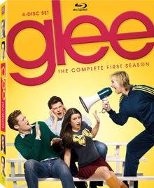Glee - Complete Season 1 [Blu-ray] (UK-Import)