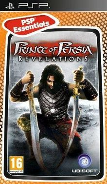Third Party - Prince of Persia 3 - collection essentiels Occasion [ PSP ] - 3307215622100