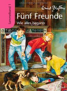 Fünf Freunde - Wie alles begann: Sammelband 1