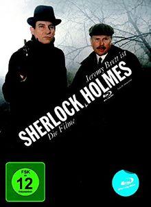 Sherlock Holmes - Die Filme [Blu-ray]