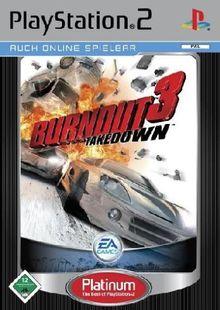 Burnout 3: Takedown [Platinum]