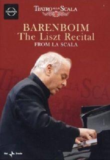 Daniel Barenboim - The Liszt Recital