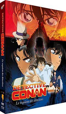Détective Conan - Film 10 : Le requiem des détectives - Combo Blu-ray + DVD
