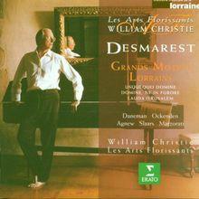 Desmarest - Grands motets Lorrains / Les Arts Florissants, Christie