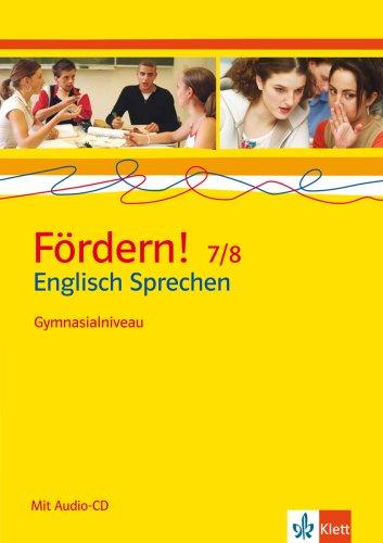 Fördern Englisch