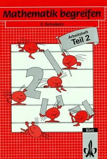 Mathematik begreifen, bisherige Ausgabe, 2. Schuljahr, Arbeitsheft