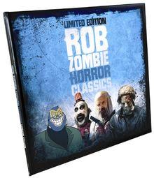 Rob Zombie Horror Classics (Stylische Schallplattenbox mit 4 Kult-Horror-Hits auf Blu-ray, streng limitiert und nummeriert, exklusiv bei Amazon.de)