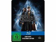 Phantastische Tierwesen: Grindelwalds Verbrechen Steelbook Kinofassung und Extended Cut