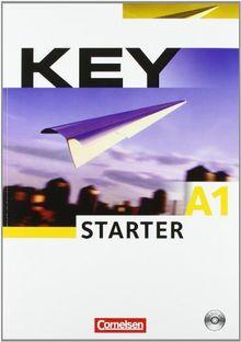 A1 - Key Starter: Kursbuch mit Kopiervorlagen und Lehrerhinweisheft mit CD