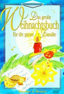 Das große Weihnachtsbuch für die ganze Familie, m. Audio-CD