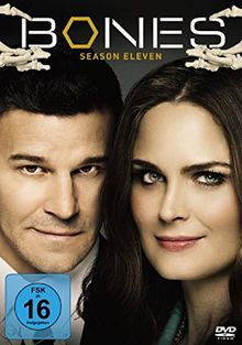 Bones - Season Eleven [6 DVDs]