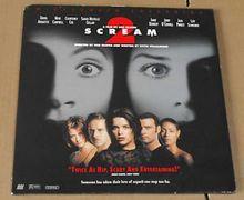 Scream 2 (Laserdisc)