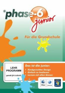 Phase-6 Junior (PC + MAC)